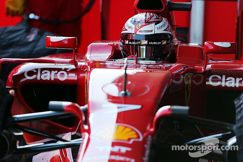 The feel-good factor has returned at Ferrari, says Raikkonen