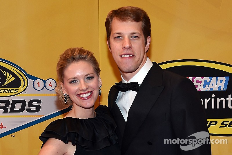 There's a new addition coming for Brad  Keselowski