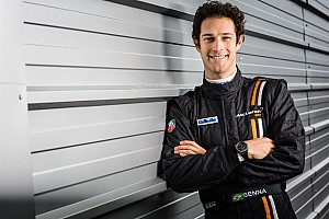 GT Breaking news Bruno Senna joins McLaren GT line-up