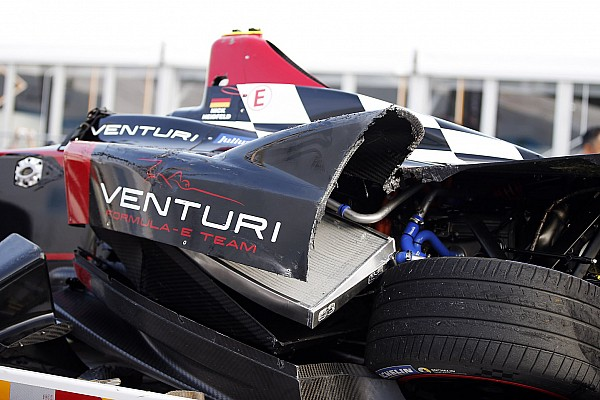 """Heidfeld: """"Could have and should have counts for nothing"""""""