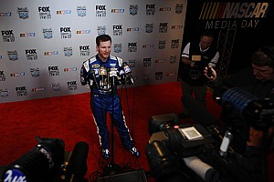 Earnhardt Jr. says Gordon's exit due to multiple factors