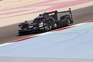 WEC Breaking news Porsche concludes Bahrain test