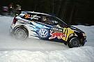 Mikkelsen takes lead in Sweden after Ogier and Latvala crash