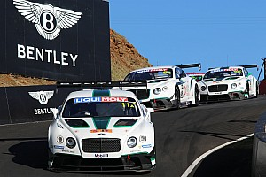 GT Breaking news Bentley team HTP signs young talent and experienced professionals
