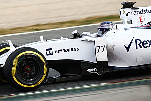 Bottas fastest for Williams on final morning in Barcelona