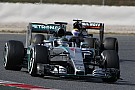 Rosberg: Mercedes 'nailed' it's pre-season test programme