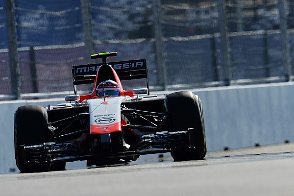 Manor Marussia passes FIA crash tests