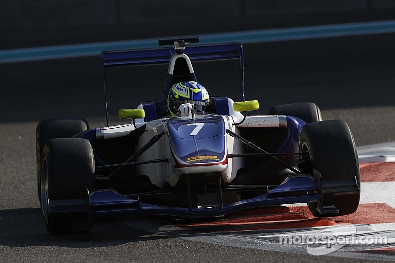 Parry moves to GP3 with Koiranen