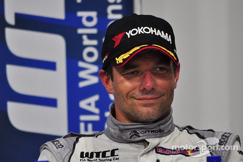 Loeb secures first victory of 2015 after chaotic race start
