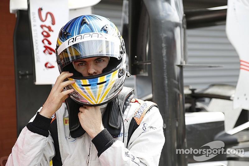 Quaife-Hobbs to race McLaren in BES