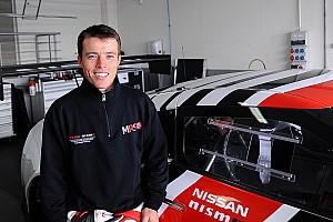 BES Reporte de pruebas MRS GT-Racing firma a Plowman