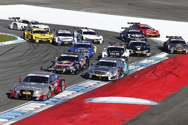 DTM reveals details of two-race per weekend format