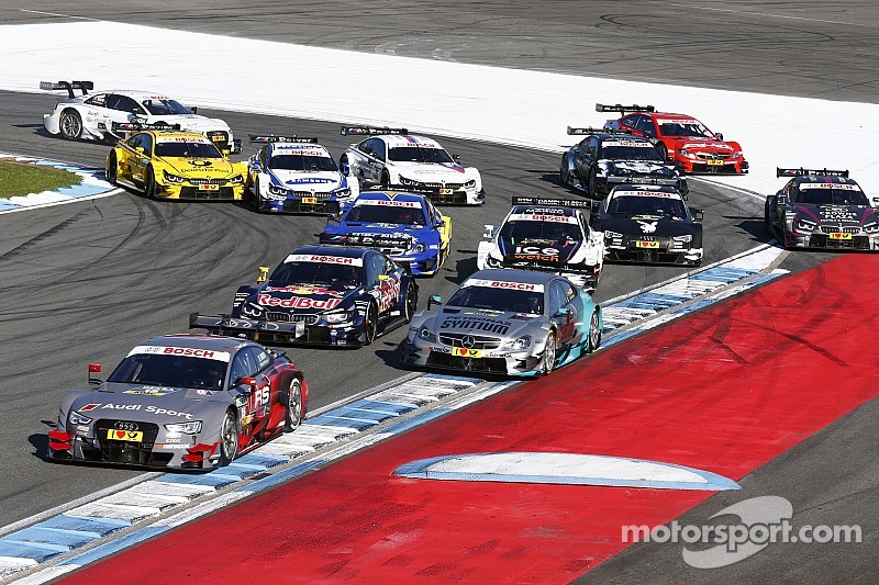 DTM reveals details of two-race per weekend format