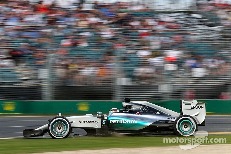 Mercedes margin bigger than expected - Wolff