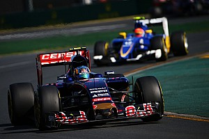 Toro Rosso's Carlos Sainz scores first points on debut F1 race in Australia
