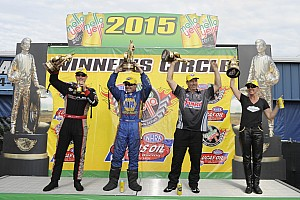 NHRA Race report Massey, Capps, Anderson and Stoffer race to victories at Gainesville
