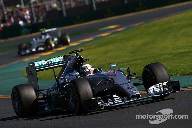 Button dice que Mercedes no hace nada malo