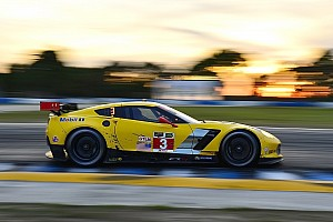 Jan Magnussen: First victory at Daytona, now Sebring