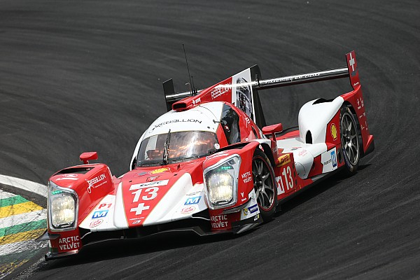 Rebellion reveals 2015 WEC line-up