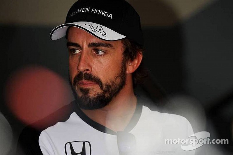 Alonso has