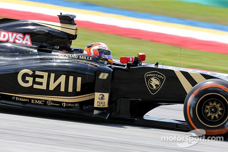 Grosjean handed two-place grid penalty