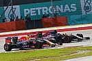 Horner admits Toro Rosso