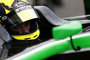 Yelloly joins Hilmer for Bahrain GP2 test
