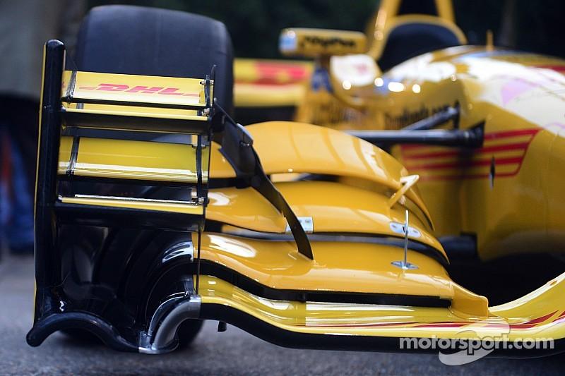 Honda's IndyCar aero kit dilemma