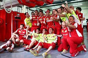 Vettel: I feel part of Ferrari now