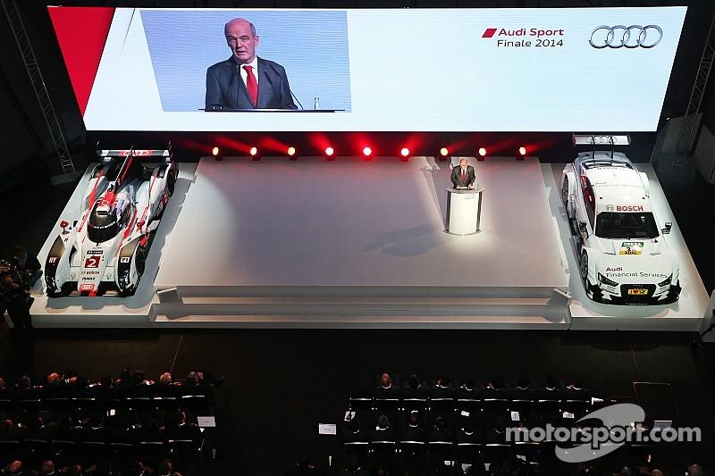 Unas palabras del director de Audi Motorsport, el Dr. Wolfgang Ullrich