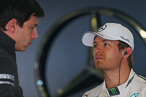 No animosity in post-China debrief, claims Wolff