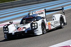 Successful season opener for the new Porsche 919 Hybrid at Silverstone
