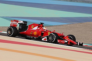 Formula 1 Practice report Ferrari has the third and fourth best times on Friday practice for the Bahrain GP