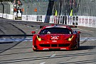 Risi Competizione post-qualifying report from Long Beach