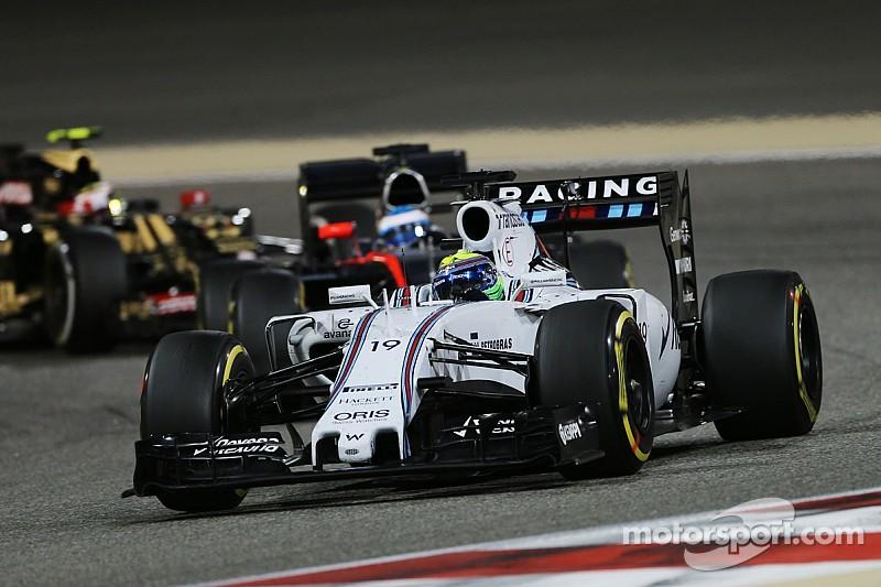 Williams admite que Ferrari va a ser difícil de alcanzar