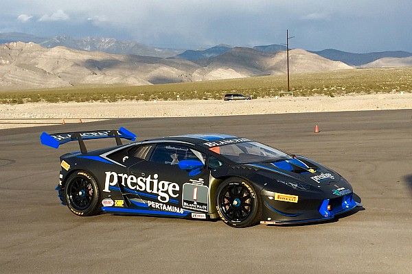 World Champion Conway joins Prestige Performance Race Team
