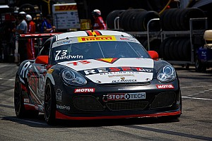 Baldwin earns GTS pole at Barber