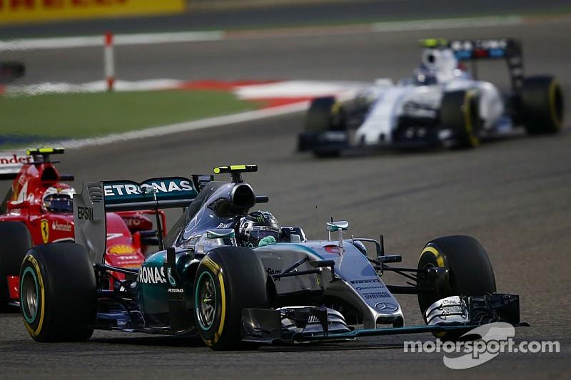 Para Villeneuve, Mercedes se relajó tras su dominante 2014