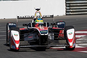 Formula E Practice report Senna quickest in practice 2 at Monaco