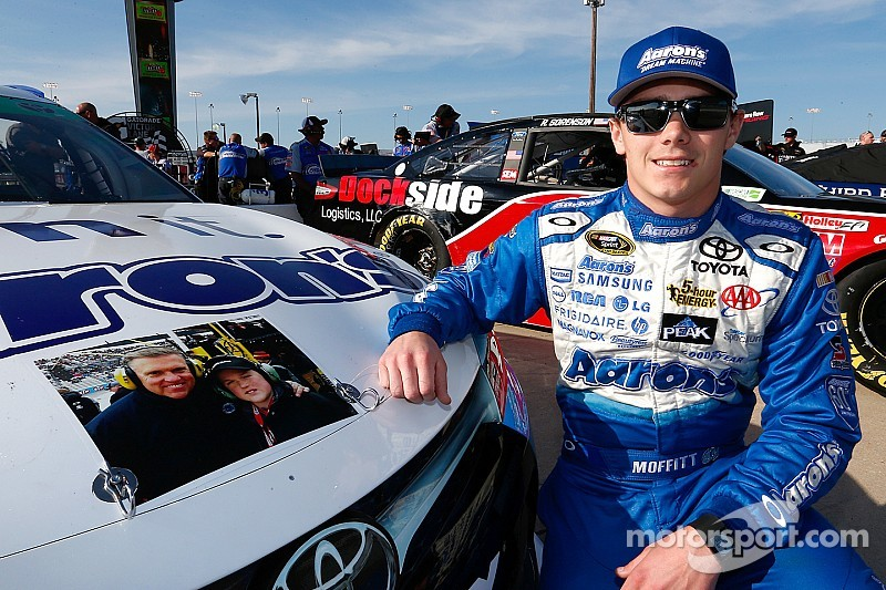 Moffitt secured for the No. 34 Front Row Motorsports Ford
