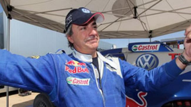 Dakar Rally 2010: vince Sainz