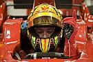 Dopo Valentino, anche Massa a Barcellona sulla F2008