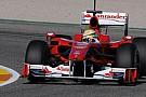 F1: la Ferrari inizia il 2010 alla grande