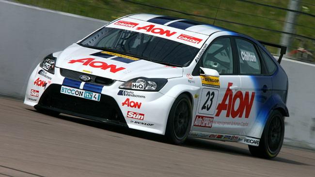 Rockingham: Chilton piazza la Ford in pole position