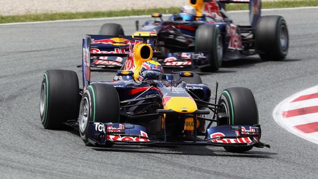Barcellona: cavalcata trionfale di Webber