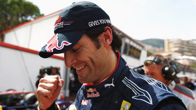"Webber: ""Tre motori Renault davanti a tutti"""