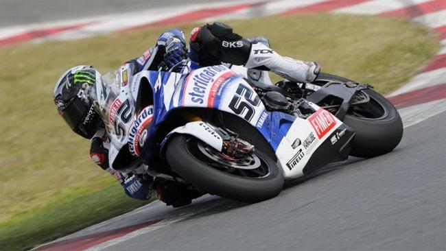 Buon inizio di weekend per il team Yamaha Sterilgarda