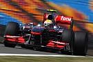 La spunta Lewis Hamilton nella doppietta McLaren