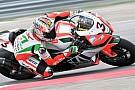 Biaggi risponde alle Ducati nella Q2 del Miller
