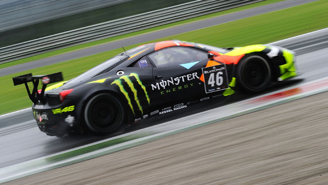 Valentino torna nella Blancpain Series al Nurburgring